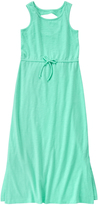 Crazy 8 Mint Beach Glass Maxi Dress - Girls