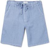 Hartford - Slub Linen Drawstring Shorts
