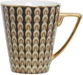 Biba Deco Peacock Mug
