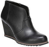 Dr. Scholl's Women's Inform Wedge Bootie