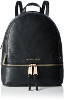 MICHAEL Michael Kors Rhea Zip Small Backpack /Gold