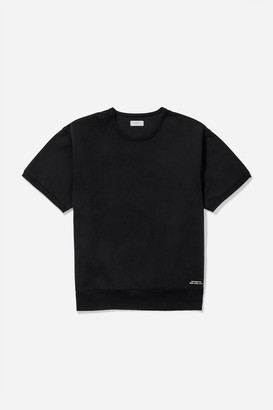 Saturdays NYC Elliot Short Sleeve Sweatshirt
