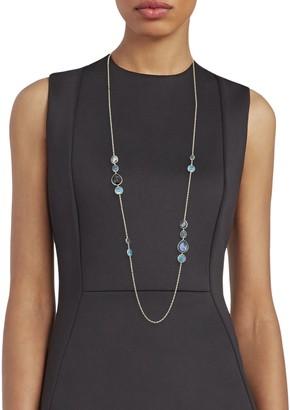 Ippolita Rock Candy Multi-Stone & 18K Yellow Gold Necklace