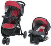 Graco FastActionTM Sport LX Travel System in Chili Red