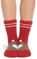 PJ Salvage Women's 'Bear Butter' Socks