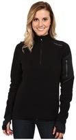 Hot Chillys - La Montana Zip-T Women's Long Sleeve Pullover