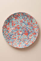 Anthropologie Metascape Dinner Plate