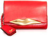 Diane von Furstenberg Mini Lips bag