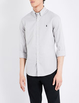 Polo Ralph Lauren Slim-fit stretch-cotton sports shirt