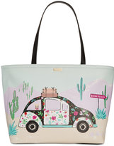 Kate Spade Scenic Route Car Francis Large Tote