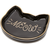 Gift Boutique Meow Cat Trinket Tray
