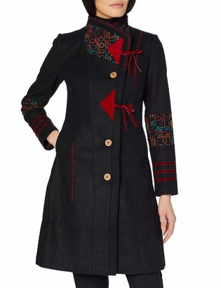 Joe Browns Women's Elegant Embroidered Coat