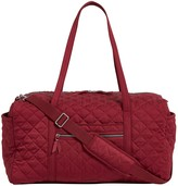 Vera Bradley Perforrmance Twill Large Duffle Bag