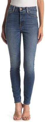 Fidelity Pixie High Waisted Skinny Jeans