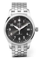 IWC SCHAFFHAUSEN Pilot's Automatic 36 Stainless Steel Watch - Silver