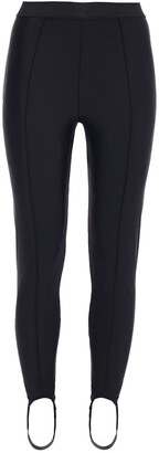 Maje Stretch-jersey Stirrup Leggings