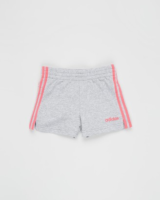 adidas Essential 3-Stripe Shorts - Teens