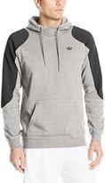 adidas Men's Sport Luxe Moto Hoodie Sweatshirt