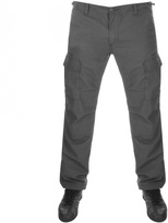 Carhartt Aviation Cargo Trousers In Grey
