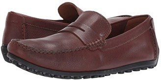 Clarks Hamilton Way (Cognac Leather) Men's Shoes