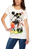 Logoshirt NG Disney - Minnie & Mickey Logo Women's T-Shirt
