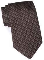 BOSS Pattern Silk Tie