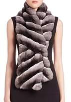 The Fur Salon Chinchilla Fur Stole