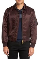 Burberry Men's 'Pipley' Trim Fit Bomber Jacket