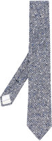 Al Duca D'Aosta 1902 - checked tie - men - Linen/Flax/Polyamide - One Size