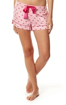 Deshabille Pink Hope Signature PJ Short