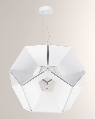 Tech Lighting Hex Pendant Light