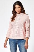 rhythm Yacht Knit Mock Neck Sweater