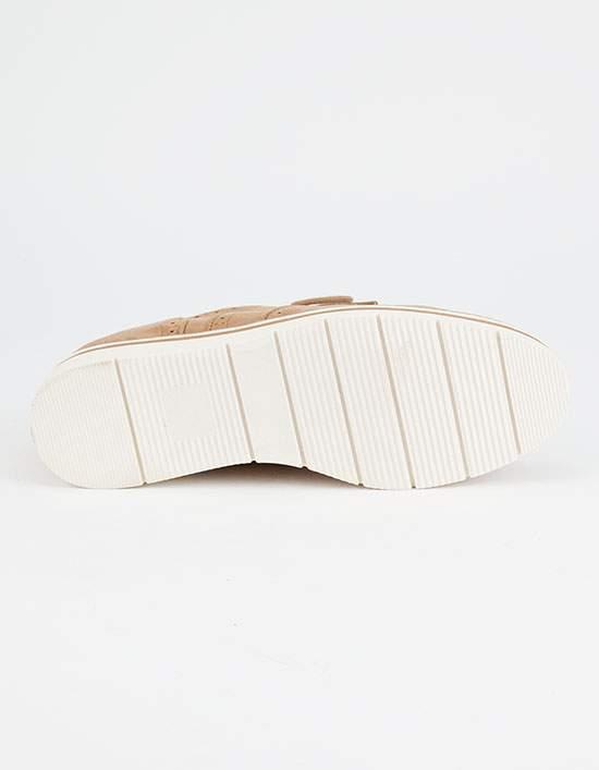 Soda Sunglasses White Bottom Womens Oxford Shoes