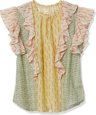 Rebecca Taylor Women's Sleeveless Pascale Tops
