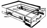 Knape & Vogt 1260P-22 Extension Drawer Slides [Misc.] [Misc.]