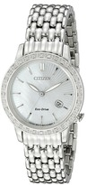 Citizen EW2280-58D Eco-Drive Classic Diamond