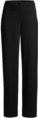 Eileen Fisher Straight-Leg Full Pants