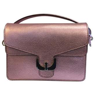 Coccinelle Metallic Leather Handbags
