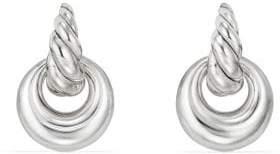 David Yurman Pure Form® Drop Earrings, 24Mm