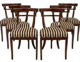Klismos Dining Chairs