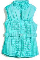 GUESS Rosia Puffer Vest (4-16)