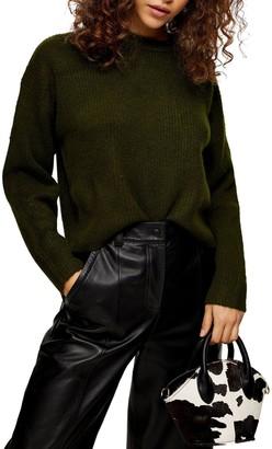 Olive Sweater ShopStyle