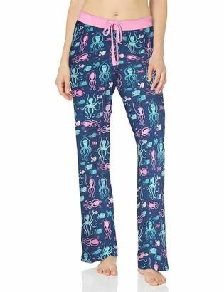 Munki Munki Women's Nite Soft Jersey Knit PJ Pant