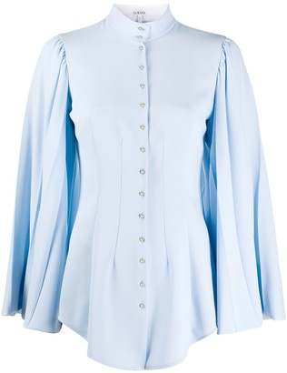 Loewe Bell Sleeve Blouse