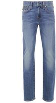 True Religion White Pine Boot Cut Denim Jeans