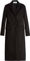 Valentino Double-faced wool and cashmere-blend coat