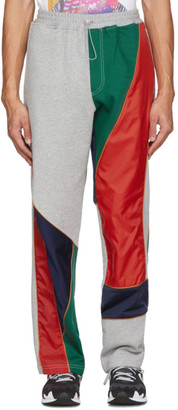 Ahluwalia Mutlicolor Recycled Patchwork Lounge Pants