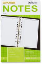 Debden Notes Desk