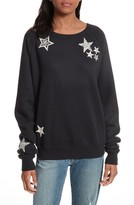 Rebecca Minkoff Women's Graham Embellished Sweatshirt
