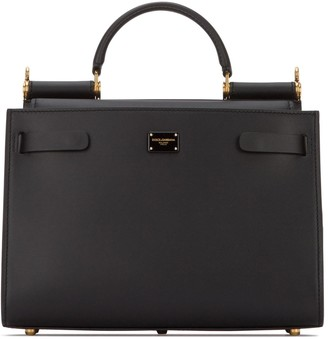 Dolce & Gabbana Small Sicily Top Handle Shoulder Bag
